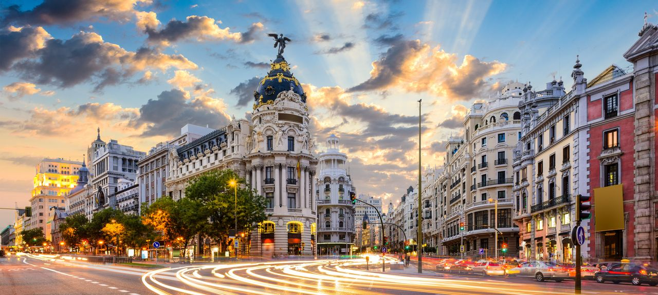 Community of Madrid, Spain