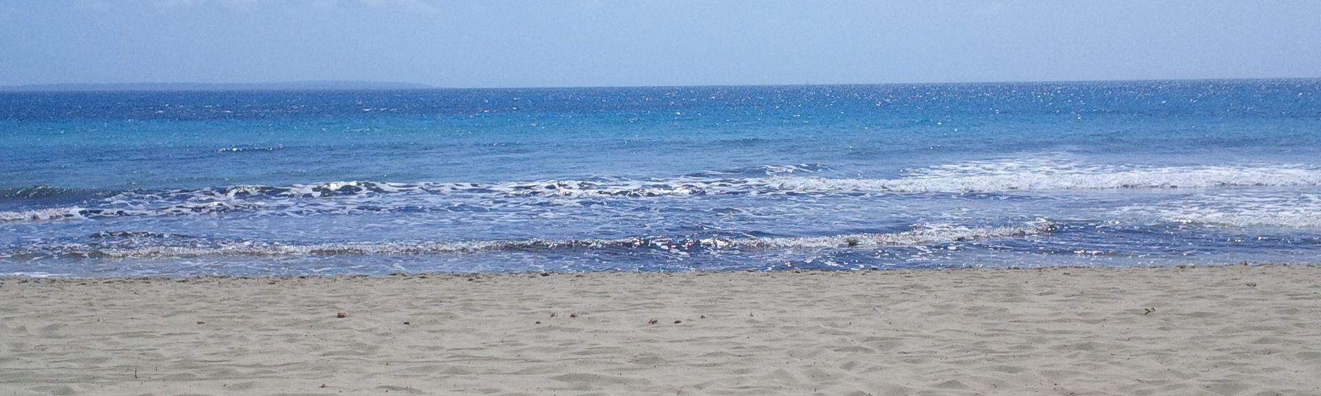 Santa Gertrudis, Islas Baleares, España