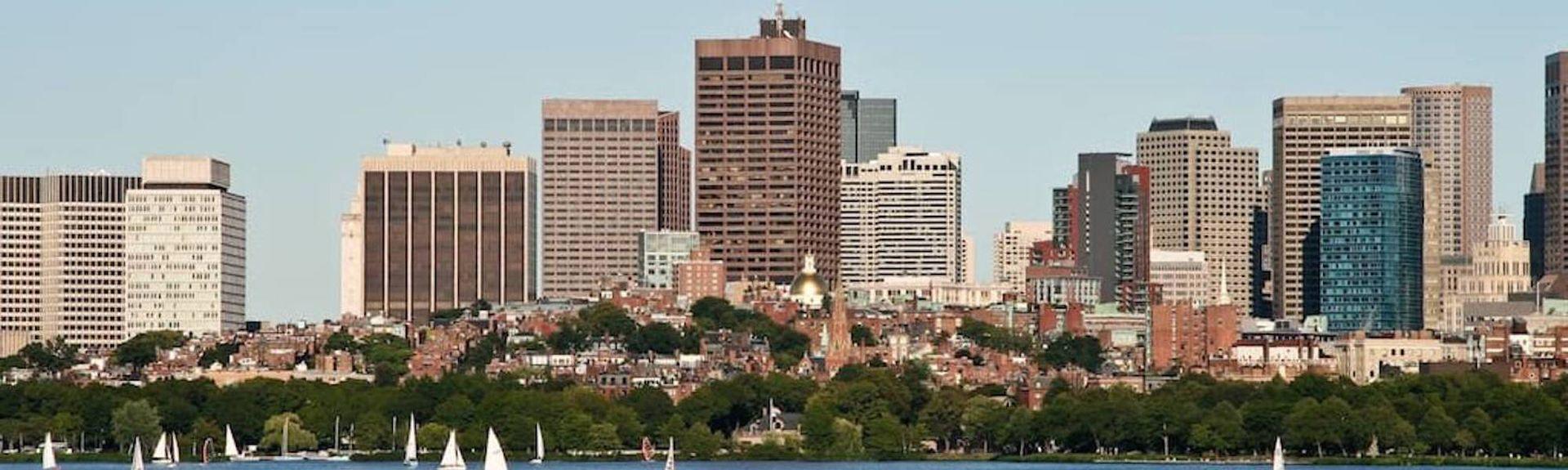 Boston Financial District, Boston, Massachusetts, United States of America
