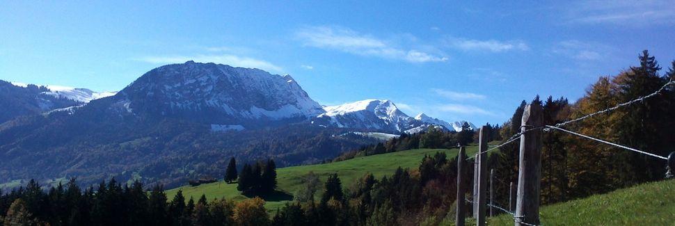 Meiringen, Kanton Bern, Schweiz