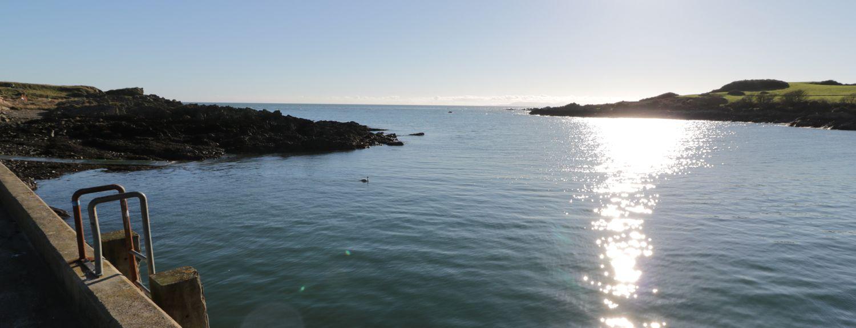 Isle of Whithorn, Newton Stewart, Dumfries and Galloway, UK