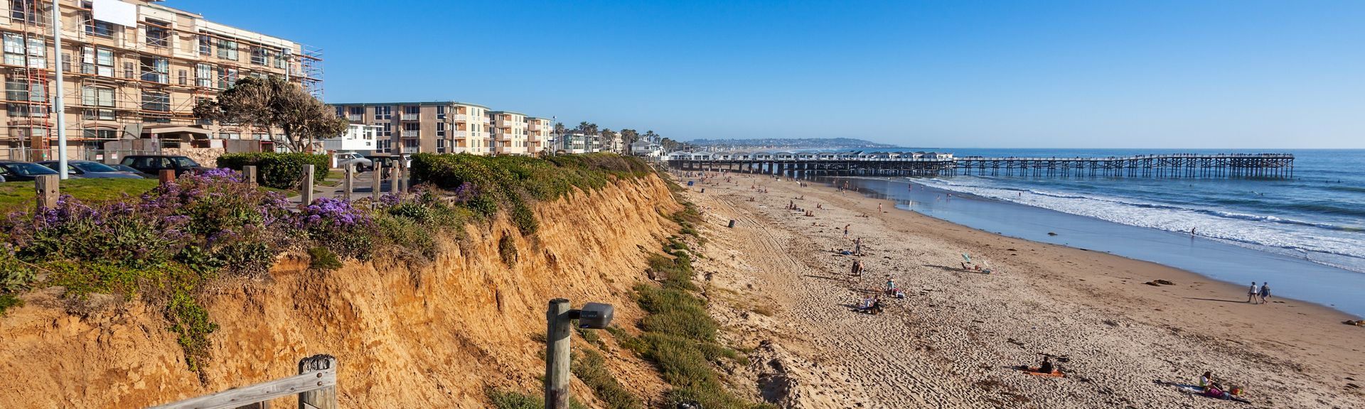 Mission Beach, San Diego, California, United States of America