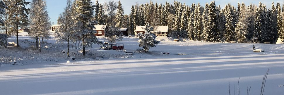 Bredbyn, Västernorrlands län, Zweden