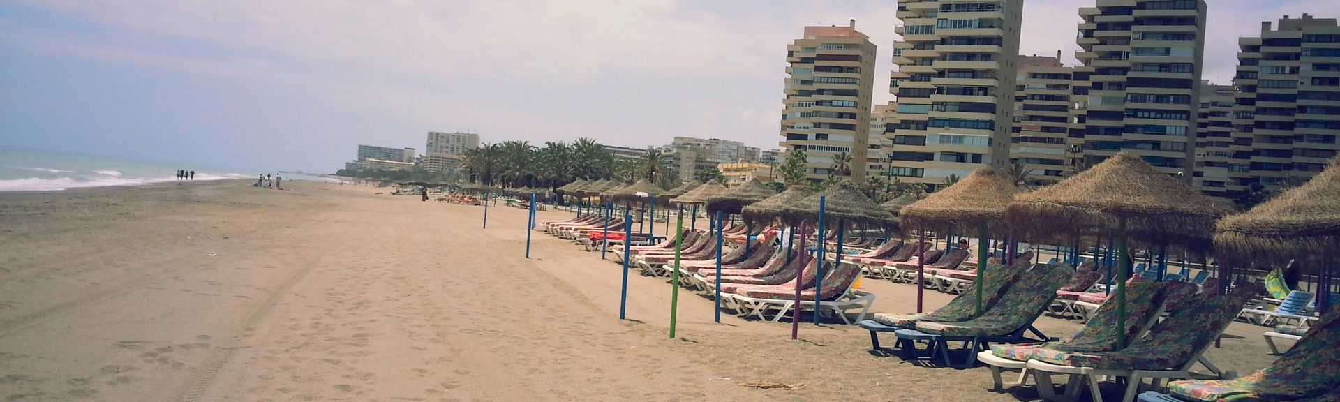 Costa del Sol Square, Torremolinos, Spain