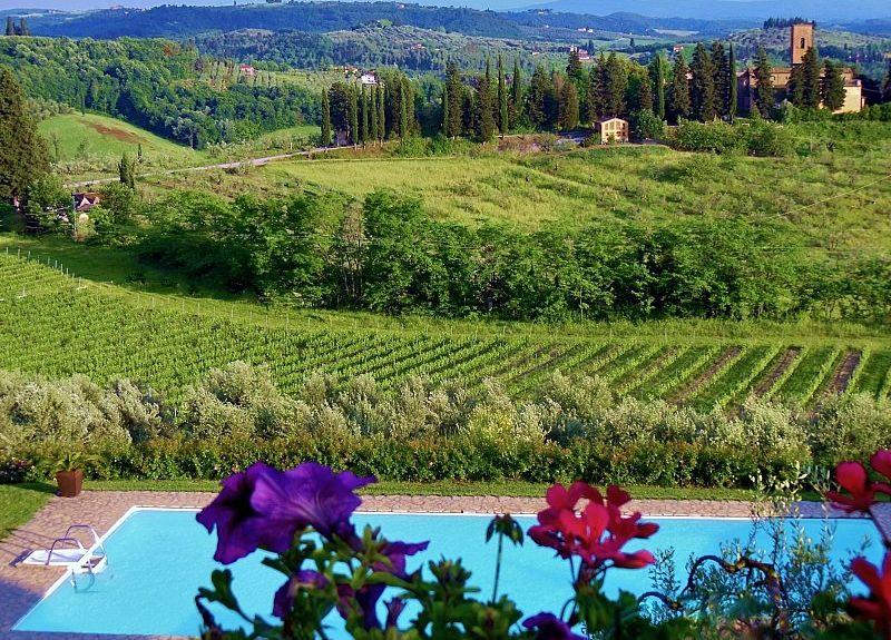 Romola, Tuscany, Italy