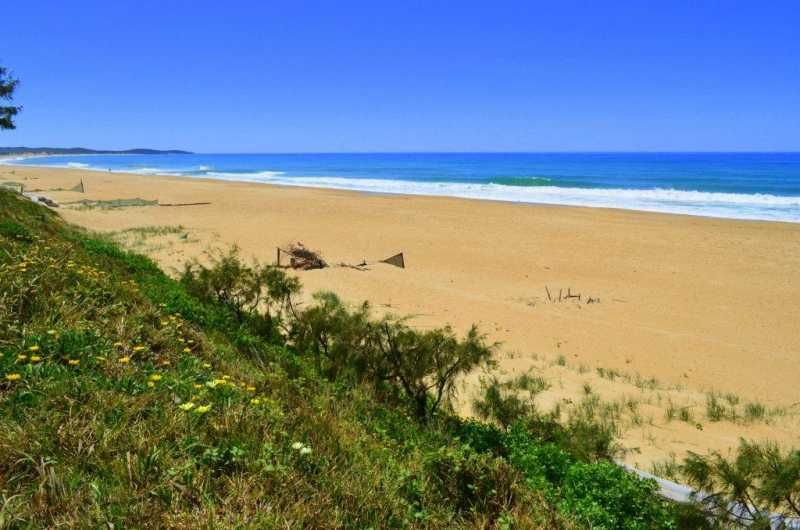 Wooli Beach, Wooli, New South Wales, AU