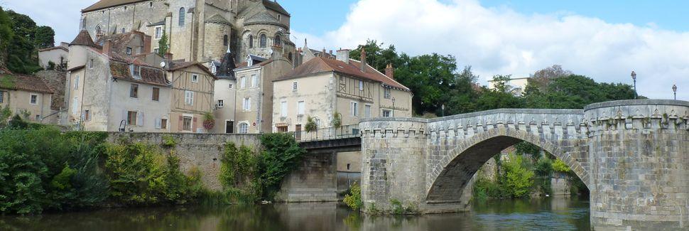 Saint-Priest-la-Feuille, Nouvelle-Aquitaine, France