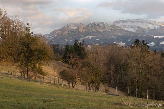 Bogève, Rhône-Alpes, Frankreich