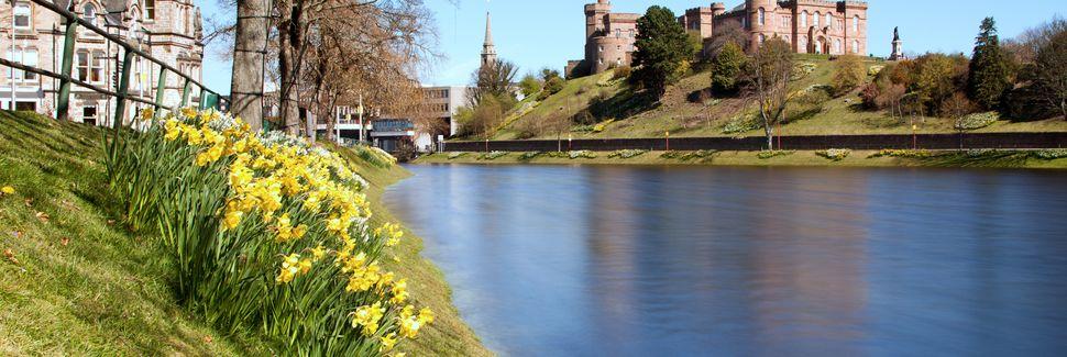 Inverness, Escócia, Reino Unido