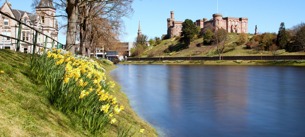 Inverness, Highland, Scotland, UK