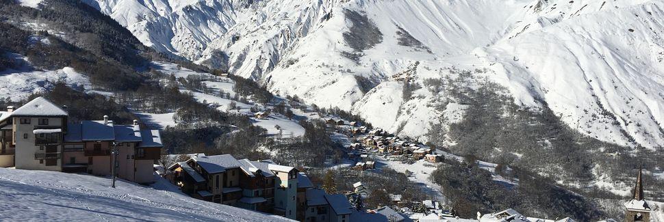 Bozel, Auvergne-Rhône-Alpes, Francja