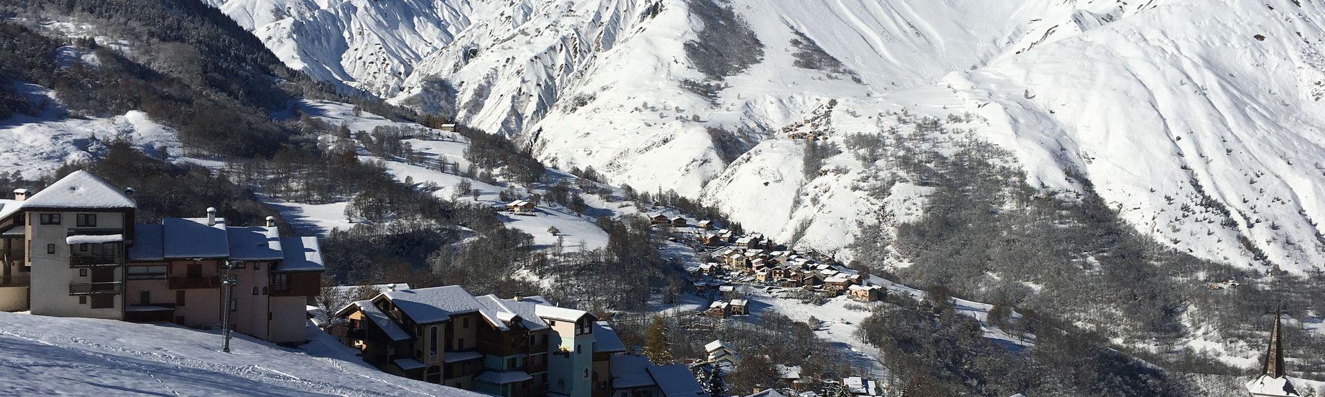 Bozel, Savoie (département), France