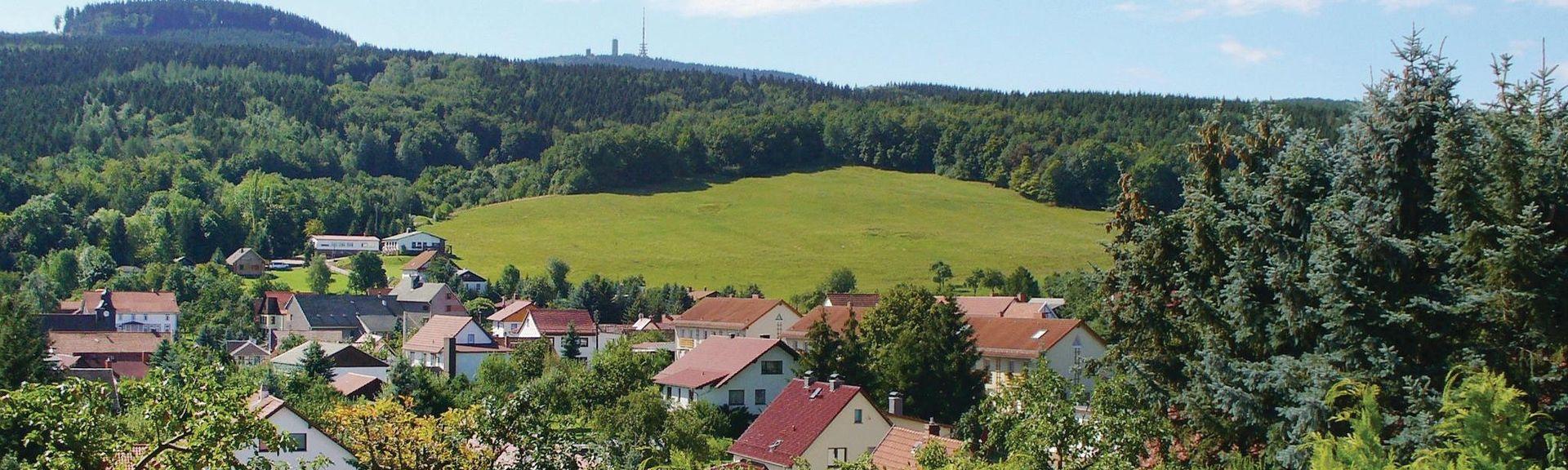 Eisenach, Thüringen, Duitsland
