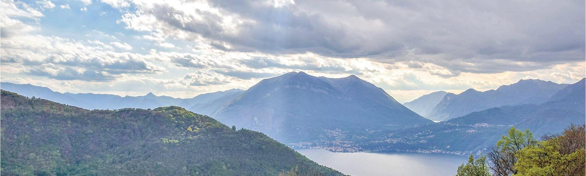 Trezzone, Lombardie, Italie