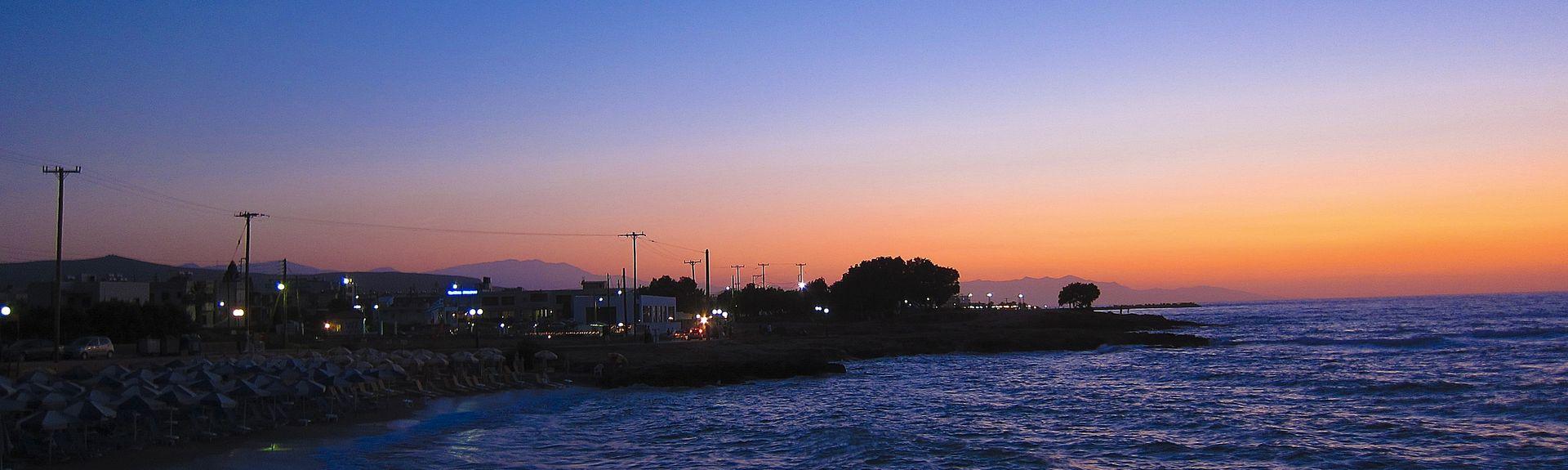 Skalani, Kreta, Grecja