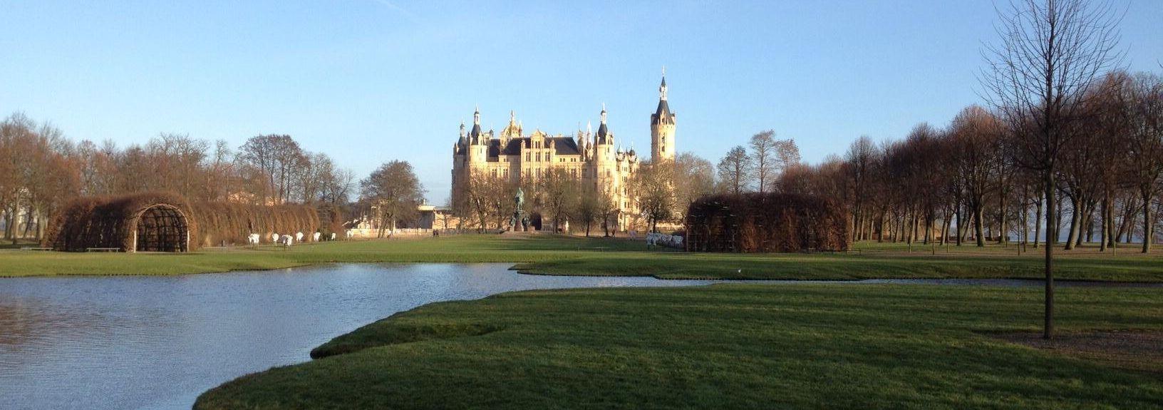 Castelo de Neustadt-Glewe, Neustadt-Glewe, Mecklemburgo - Pomerânia Ocidental, Alemanha