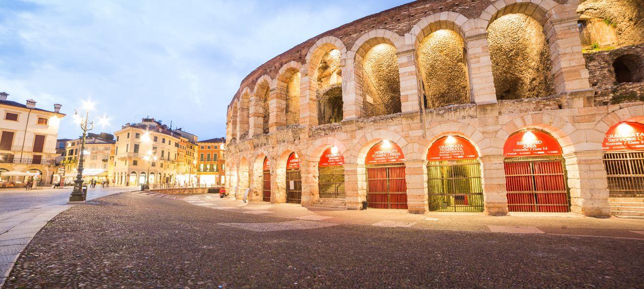Verona, Vérone, Vénétie, Italie