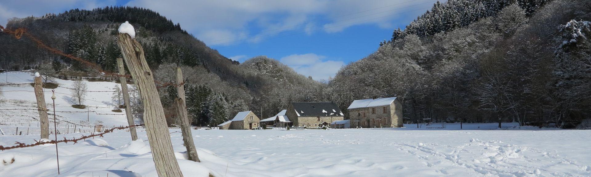 La Bourboule, Puy-de-Dôme (département), France