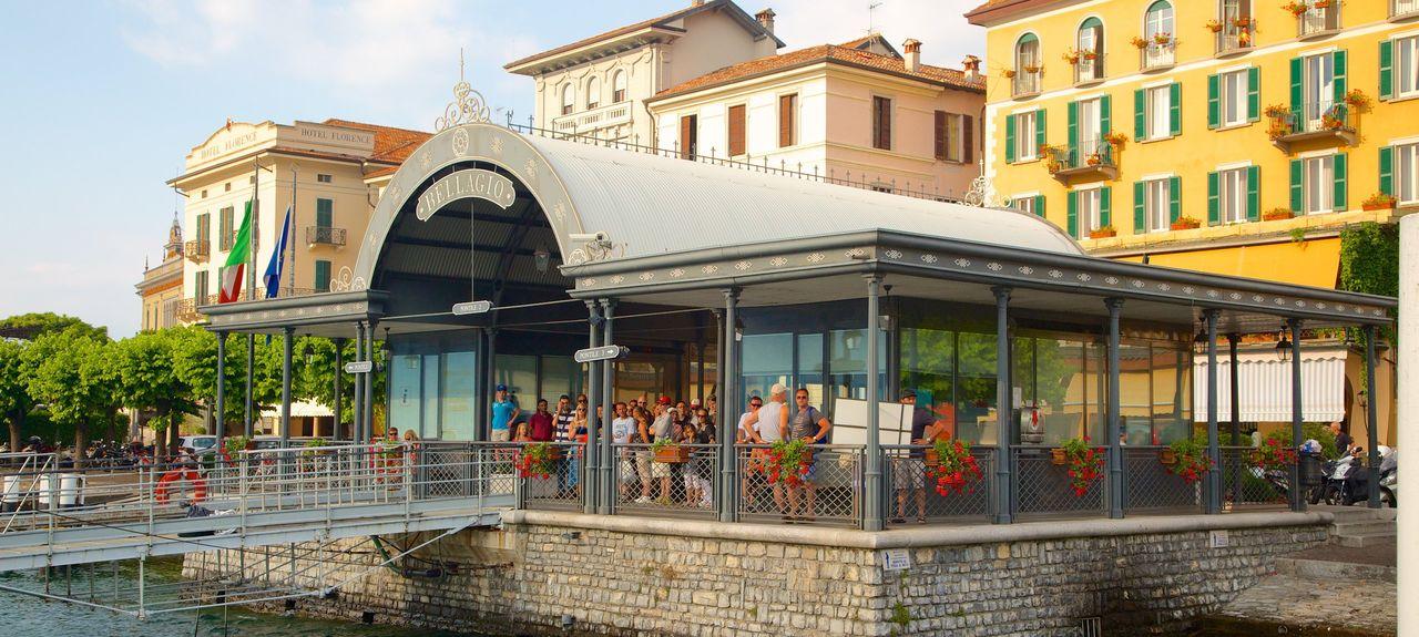 Tremezzo, Lombardie, Italie
