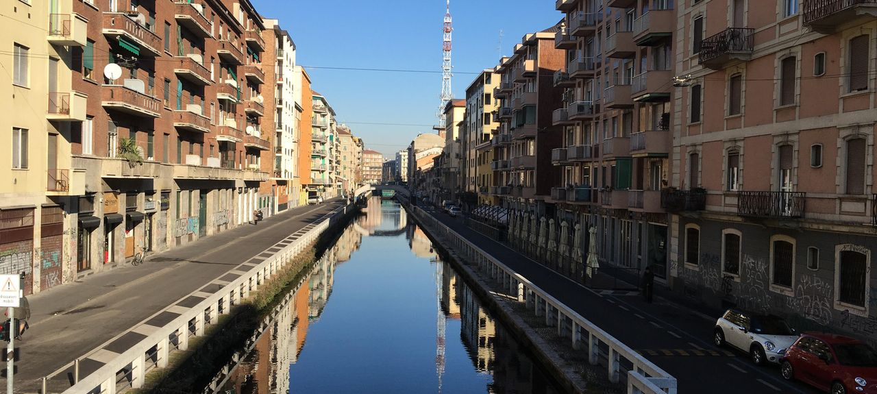 Morivione, Milan, Lombardy, Italy