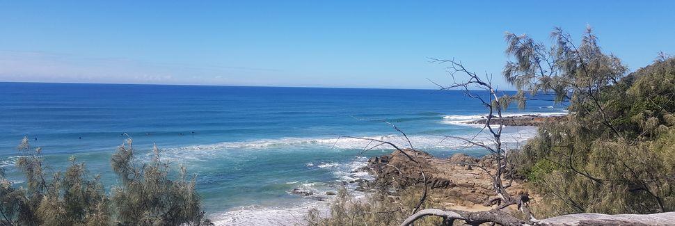 Bulcock Beach, Caloundra, Queensland, Australia