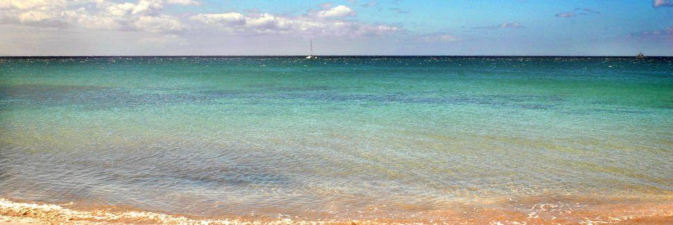 Ulua Beach, Wailea, Hawaii, USA