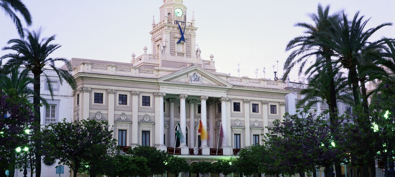 Cádiz, Andalucía, España
