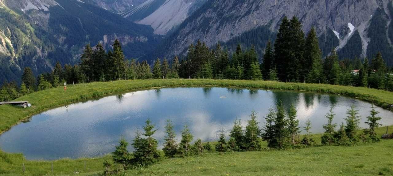 Europatreppe 4000, Gaschurn, Vorarlberg, Østerrike