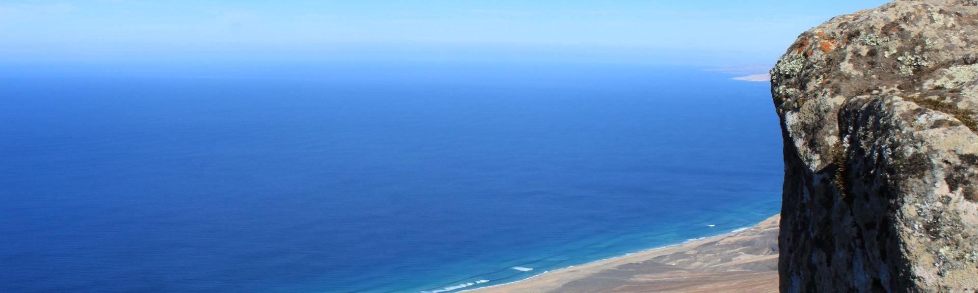 Giniginamar Beach, Las Palmas, Spain