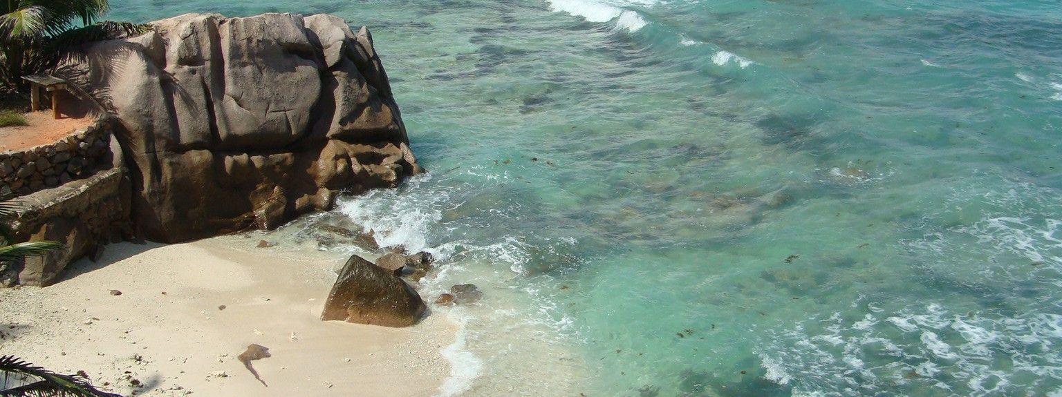 Grand Anse Strand, Seychellerne