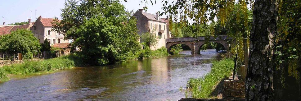 Dornecy, Bourgogne-Franche-Comté, Frankrijk