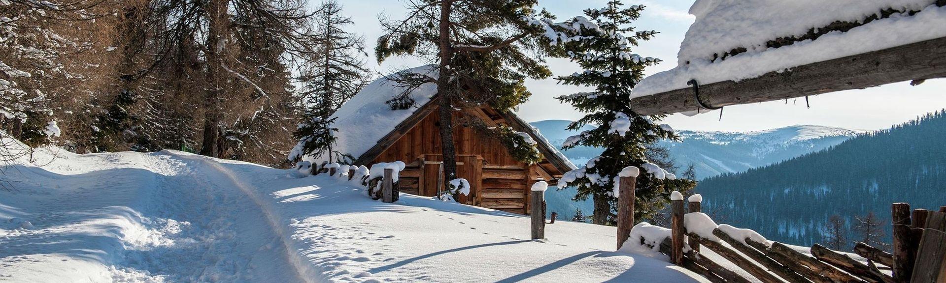Sankt Georgen am Kreischberg, Styria, Austria