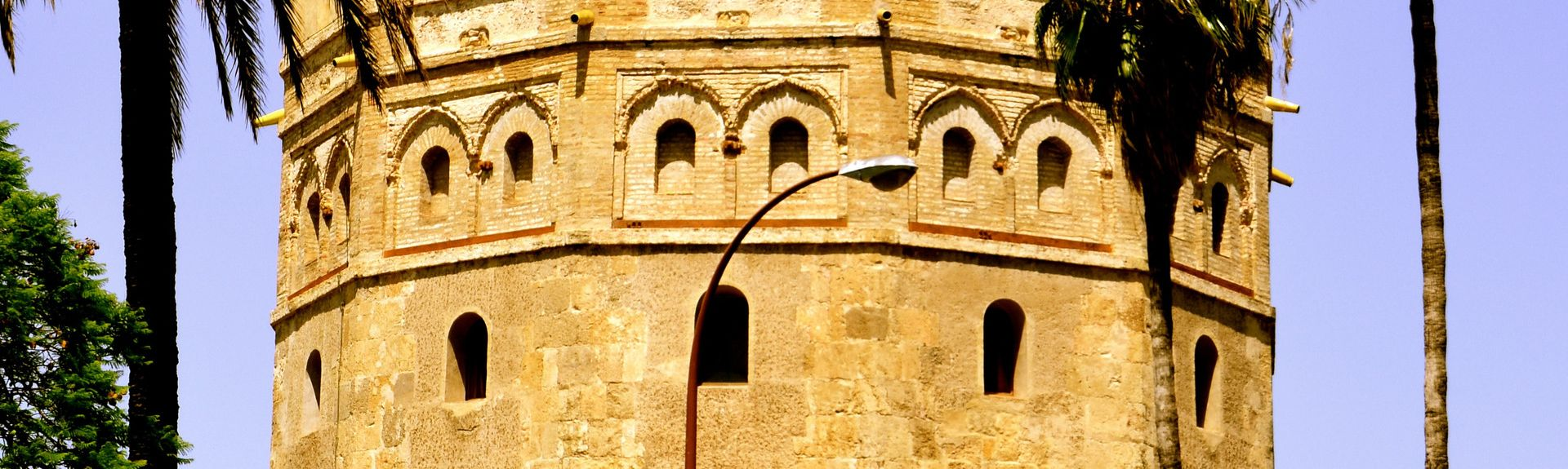 Kerk van Santa Cruz, Casco Antiguo, Andalusië, Spanje