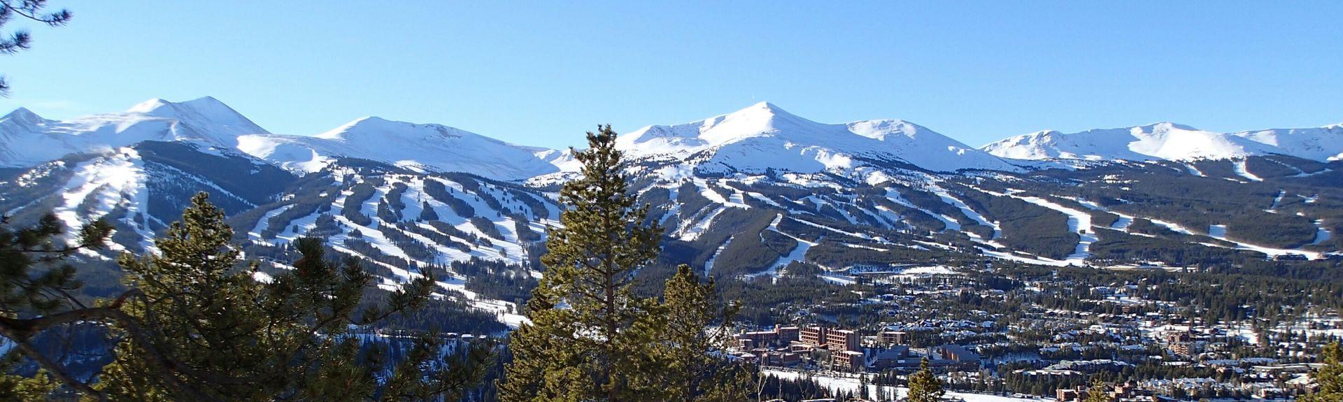 French Ridge (Breckenridge, Colorado, USA)