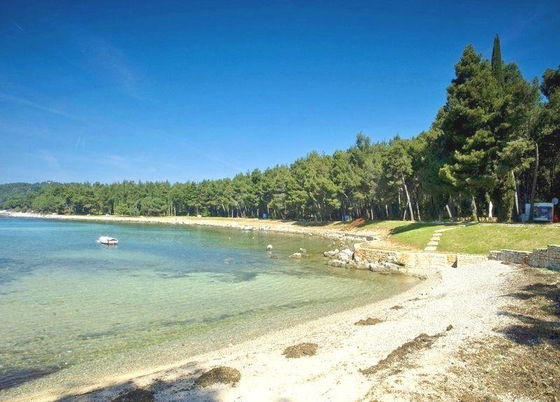 Spadici Beach, Mali Maj, Istria, Croatia