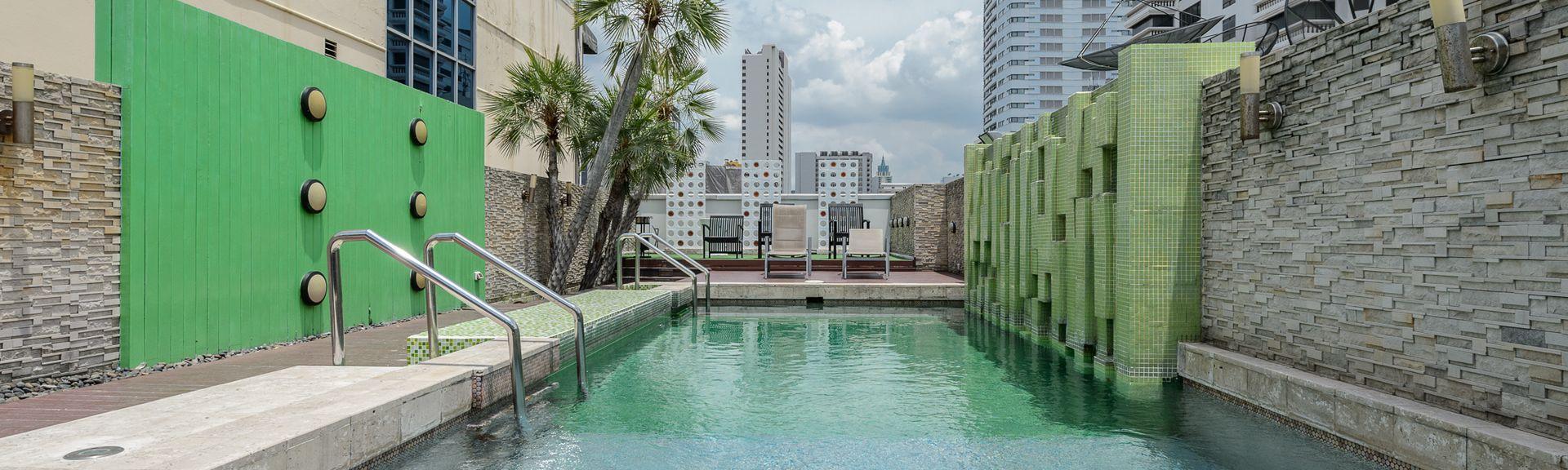 Khlong Toei Nuea, Bangkok, Thaimaa