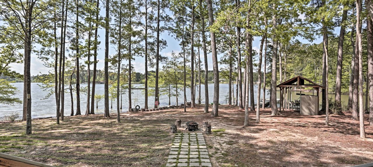 Toledo Bend Reservoir, USA