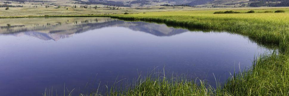 West Yellowstone, Montana, États-Unis d'Amérique