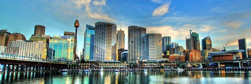 Darling Harbour, Sydney, New South Wales, Australien