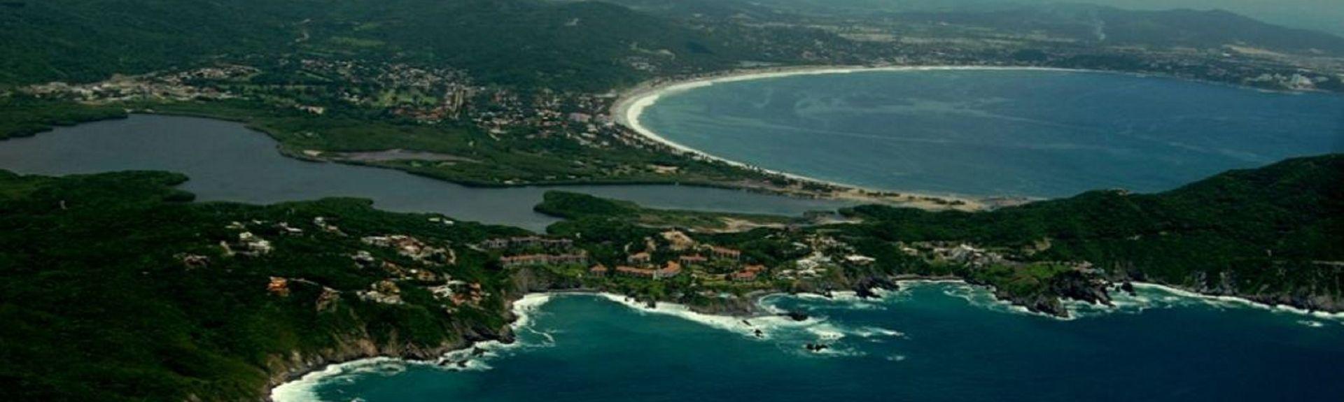 Playa San Pedrito, Manzanillo, Colima, Mexico