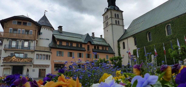 Megeve, Haute-Savoie (department), France