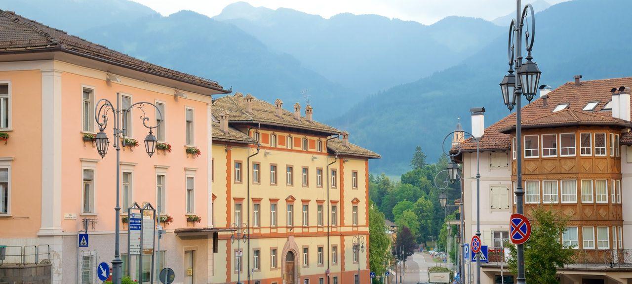 Cavalese, Trento, Trentino-Alto Adige/South Tyrol, Italy