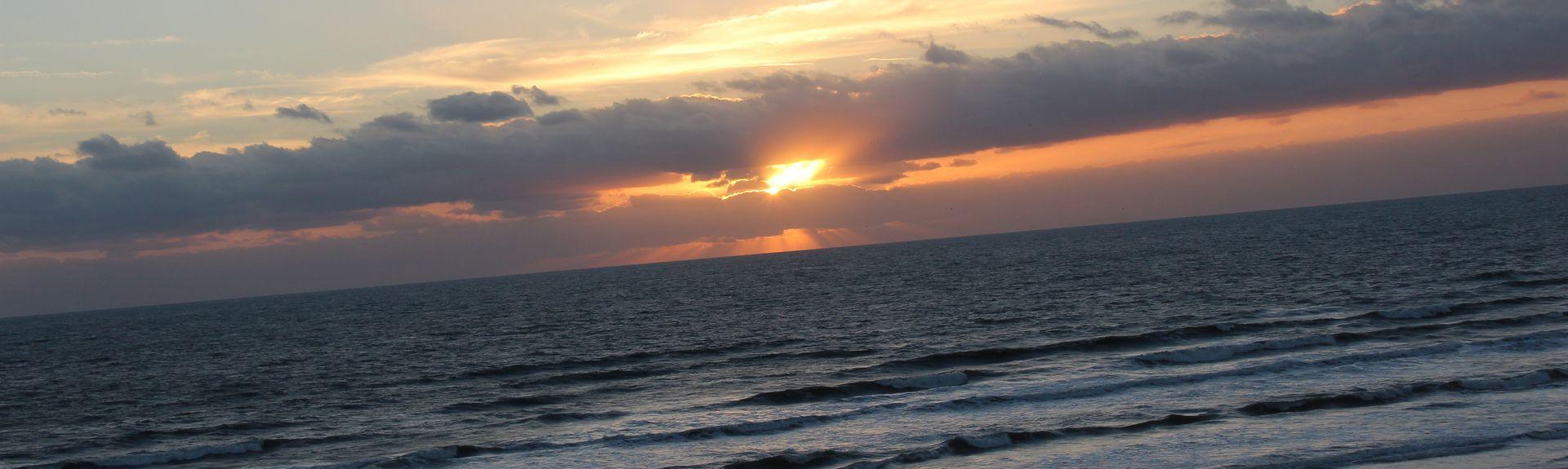 Sandcastles (Cocoa Beach, Florida, Verenigde Staten)