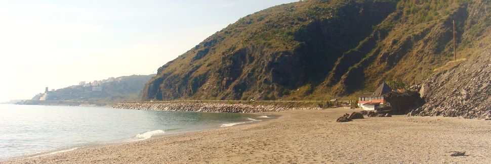 Punta Lara, Nerja, Andalousie, Espagne
