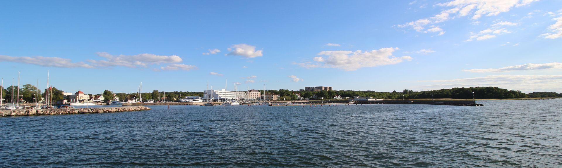 Golf de Kalmar, Kalmar, Comté de Kalmar, Suède