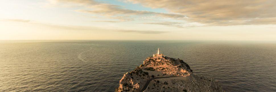 Praia de Cala Millor, Son Servera, Ilhas Baleares, Espanha