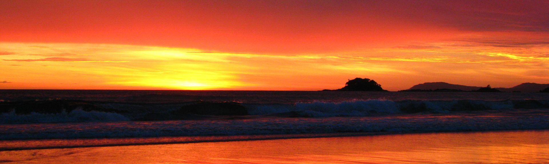 Lagoinha strand, Florianopolis, Sør-regionen, Brasil