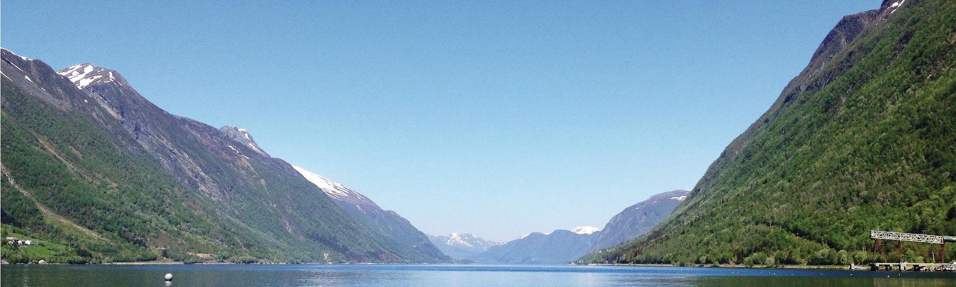 Nordfjord, Bremanger, Vagsoy, Eid, Vestland, Norway