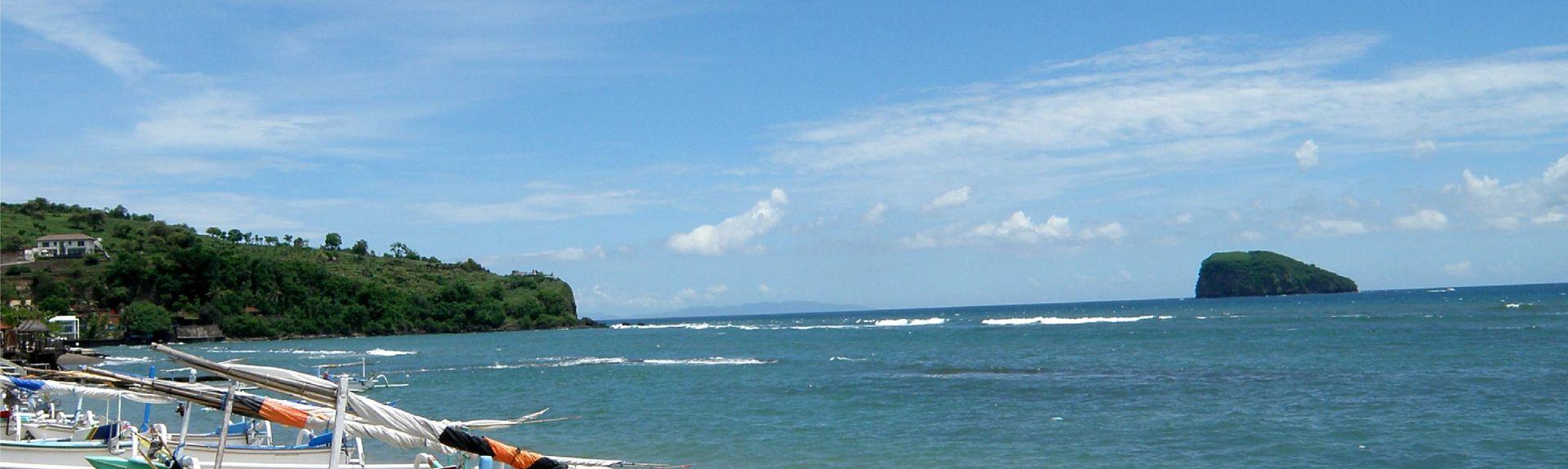 Amed, Amed, Purwakerti, Abang, Karangasem, Karangasem, Bali, Indonesien