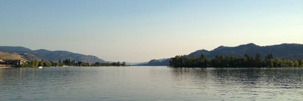 Village On The Lake (Osoyoos, Columbia Britannica, Canada)